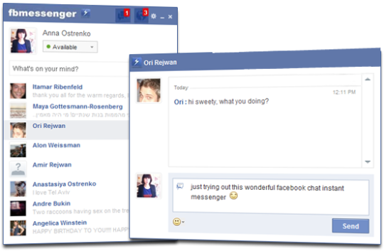 Facebook Messenger 1.2