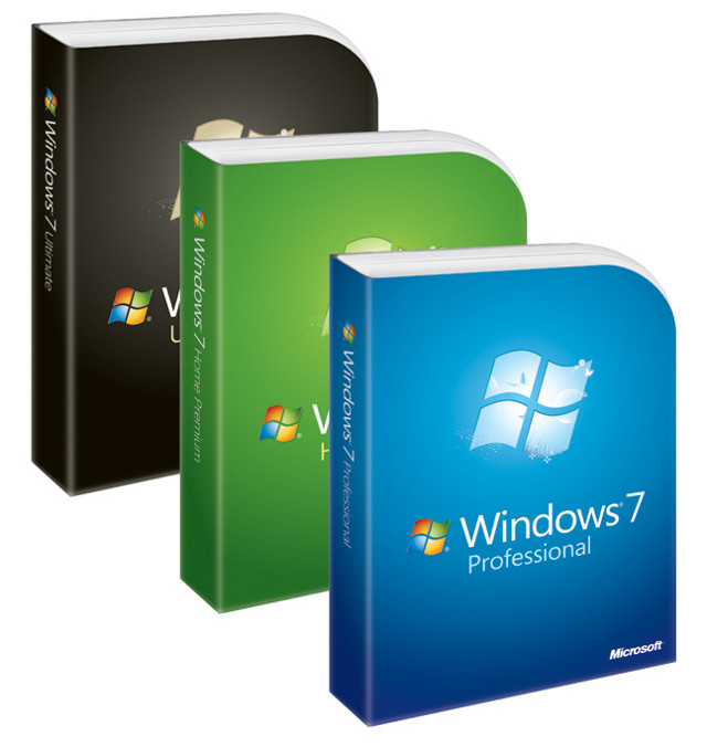 Windows 7 Ultimate SP1 32-Bit and 64-Bit