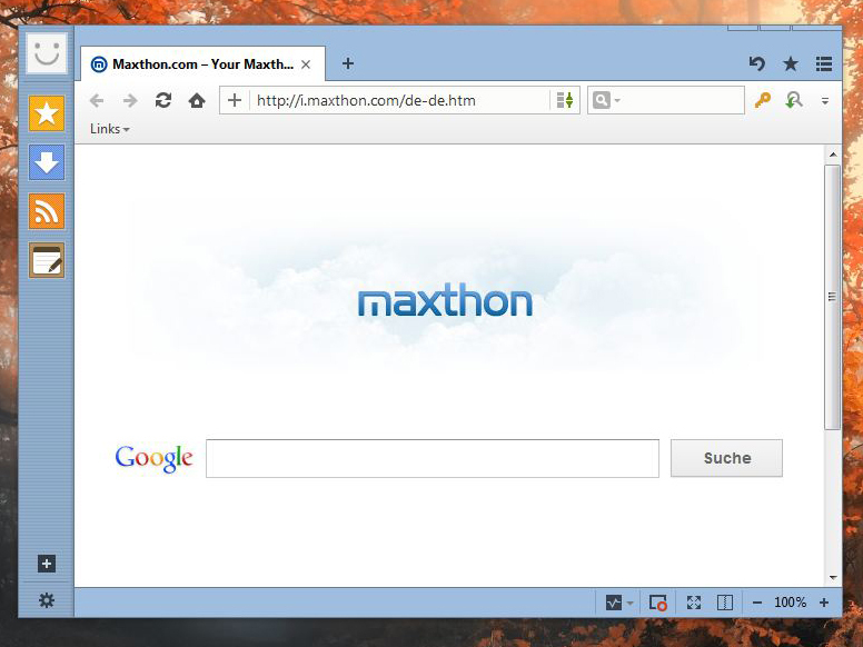 Maxthon Cloud Browser 5.0.3