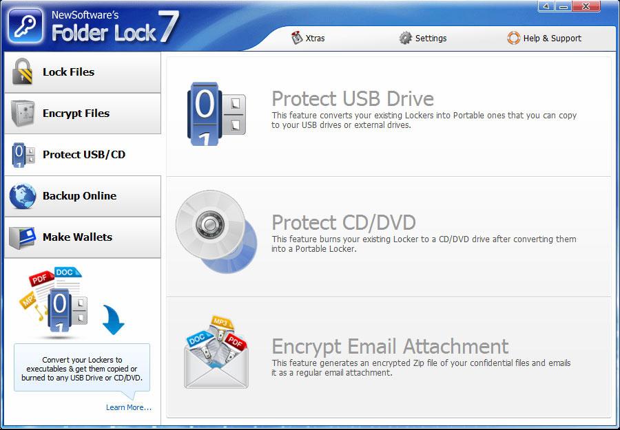 Folder Lock  7.2.1