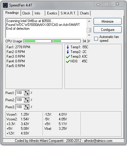 Speed Fan 4.47
