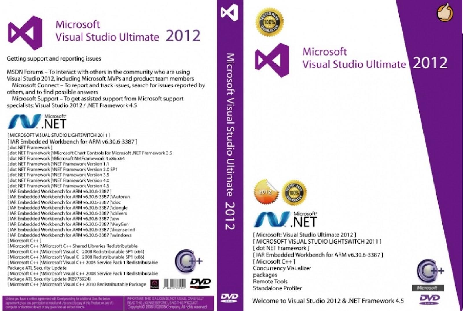 visual studio download 2012 express