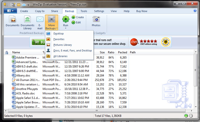 Winzip 14.0 Download