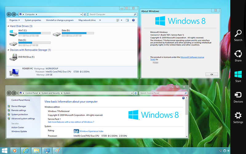 Windows 8 Transformation Pack 6.5