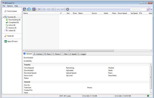 BitTorrent 7.9.2 Build 33263