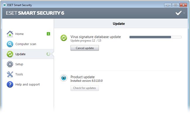 ESET Smart Security 10.1.204