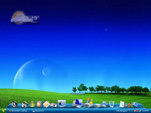 RocketDock - Program Screenshots