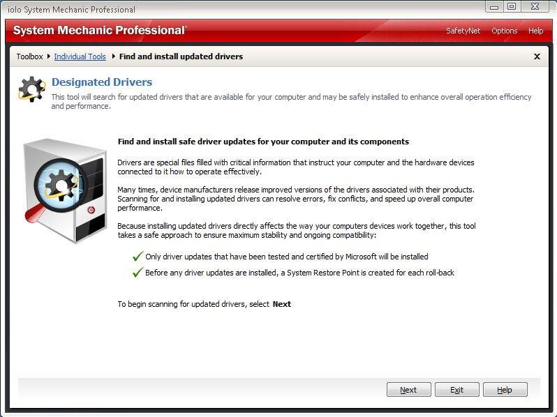 System Mechanic 16.5.2 Free and Professional