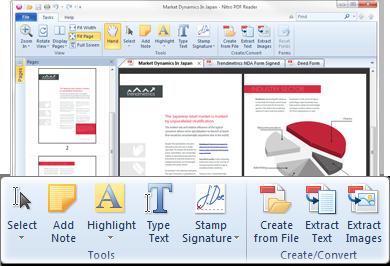 Nitro Reader 3.5.3 For Windows 32-Bit, 64-Bit