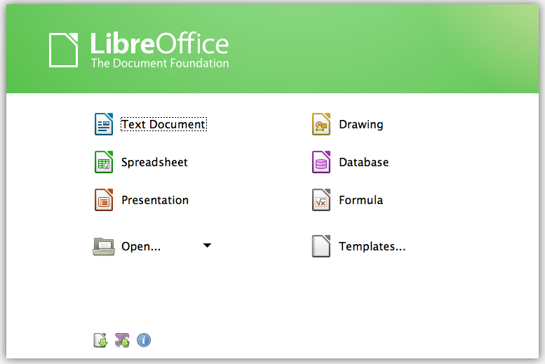 LibreOffice 5.2.5 for Windows
