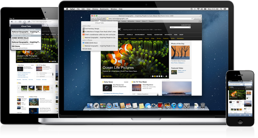 Safari Browser 5.1.7