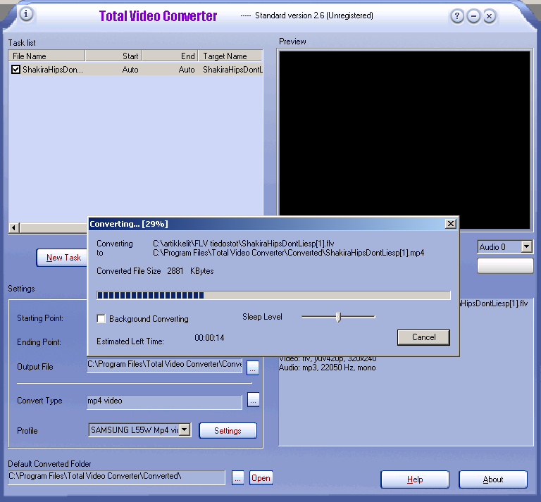 Total video converter 3. 71 free download videohelp.