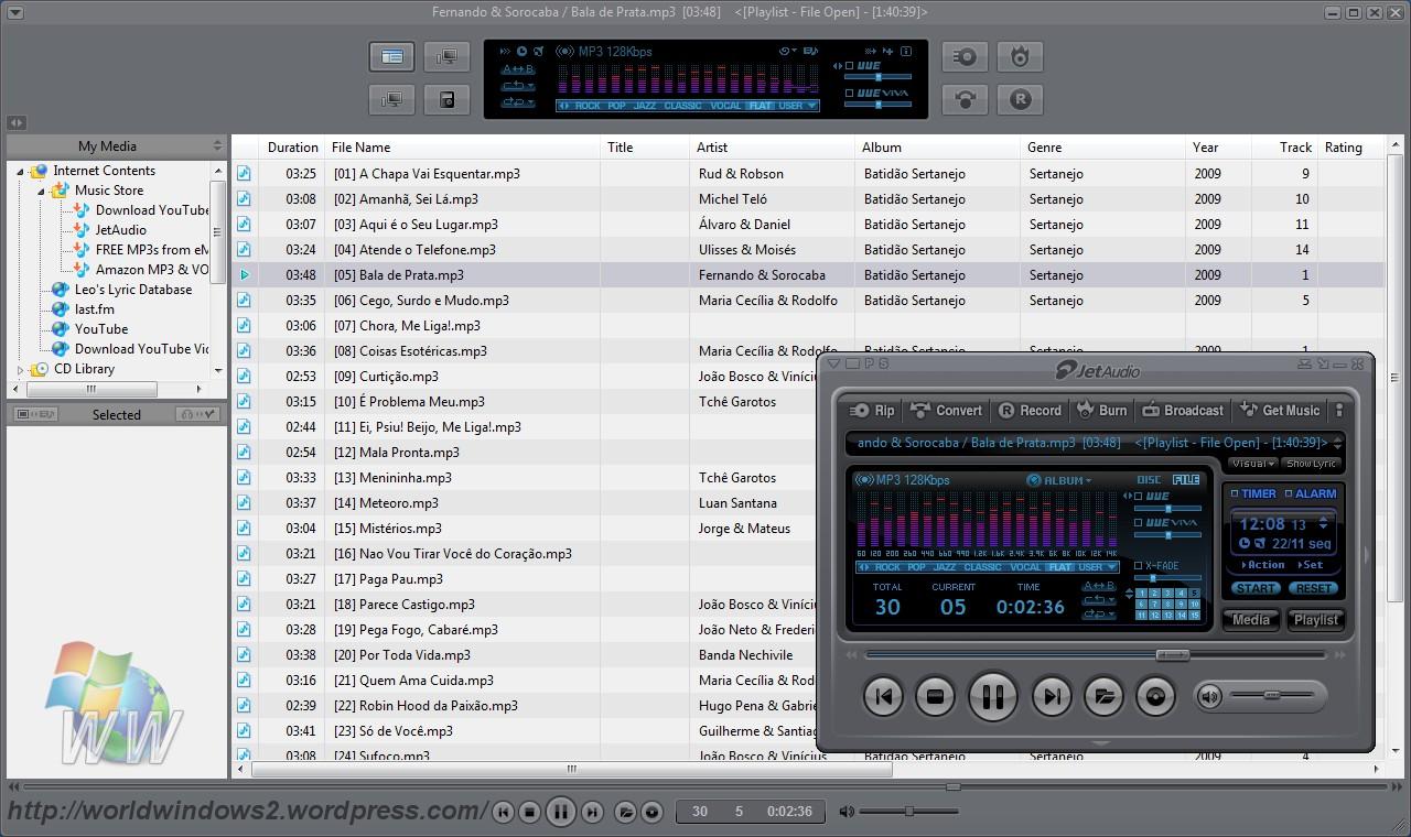 JetAudio 8.1.3 Basic