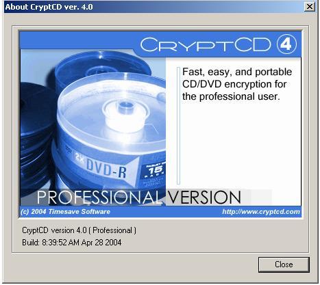 Crypt CD 5.1