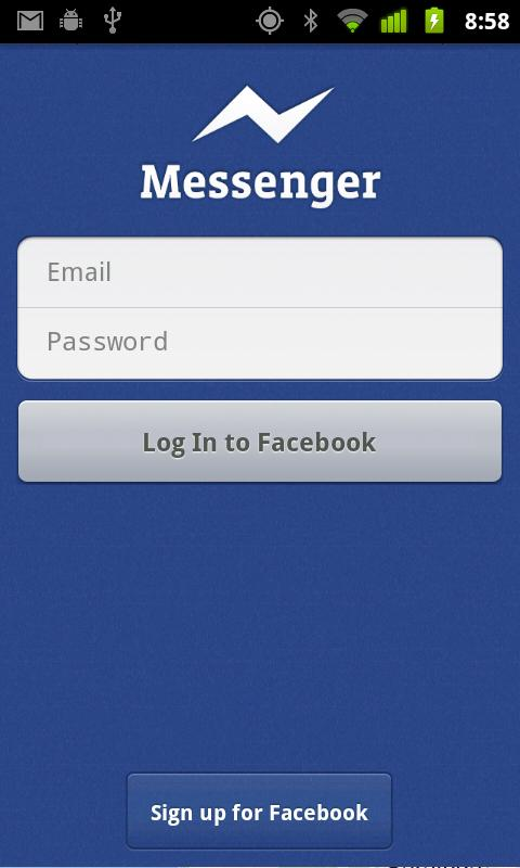 Facebook Messenger 2020 for windows and phone
