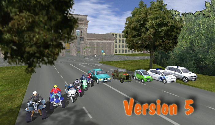 3D Driving School 2012 Ver 5.1 Learn Driving Cars