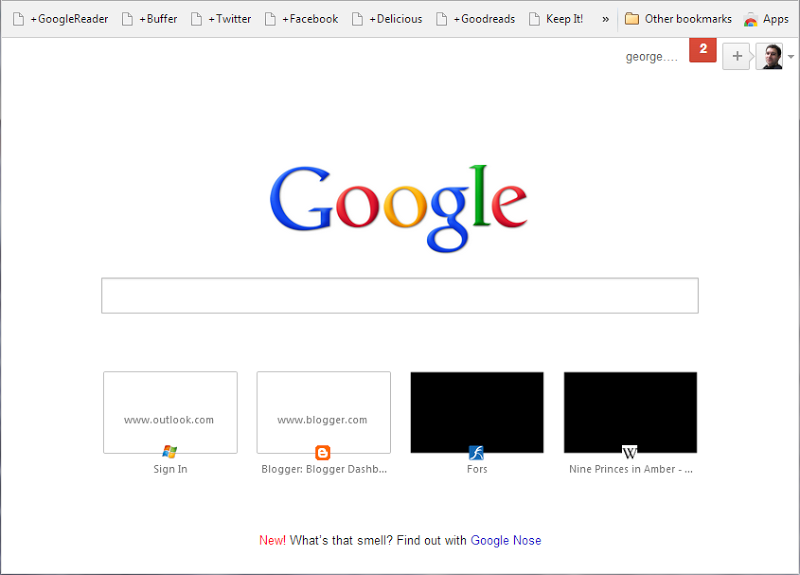 Google Chrome 60.0.3112