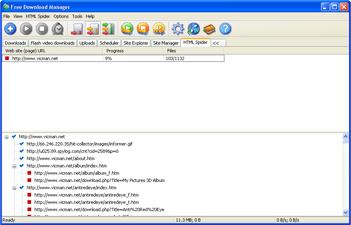 Free Download Manager 3.9.4 build 1478 FDM