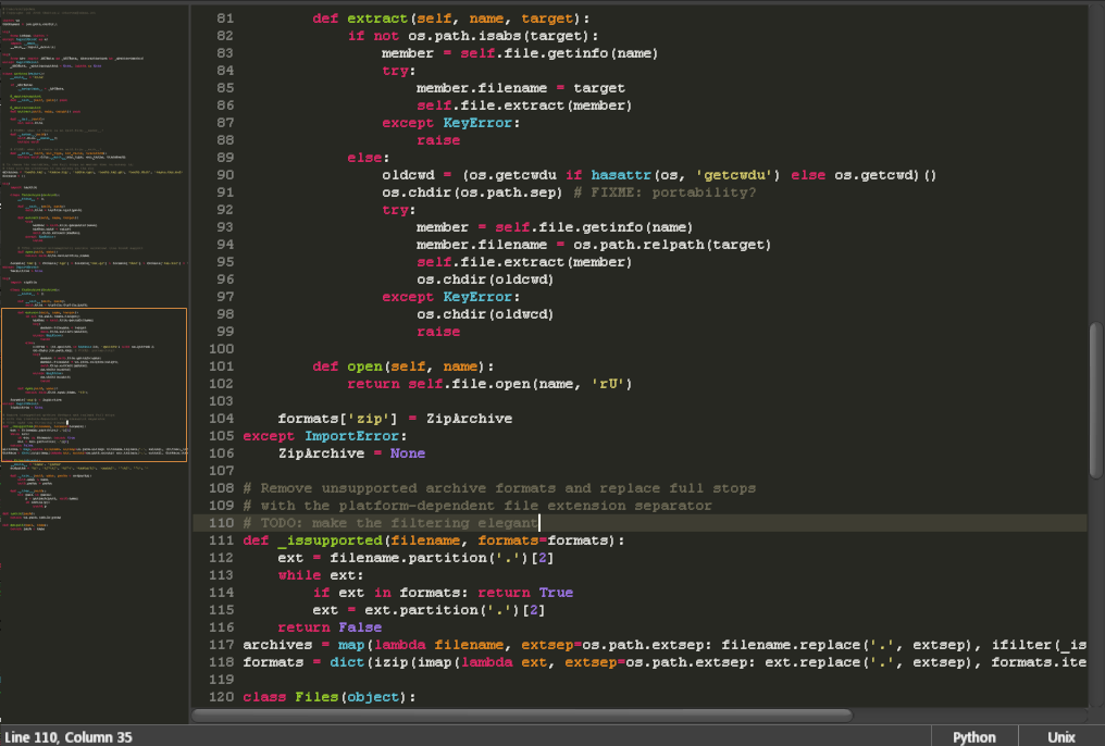 Sublime Text 2.0.2