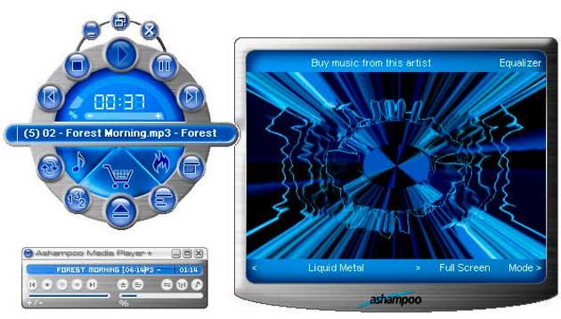Ashampoo media player plus 2. 03 download.