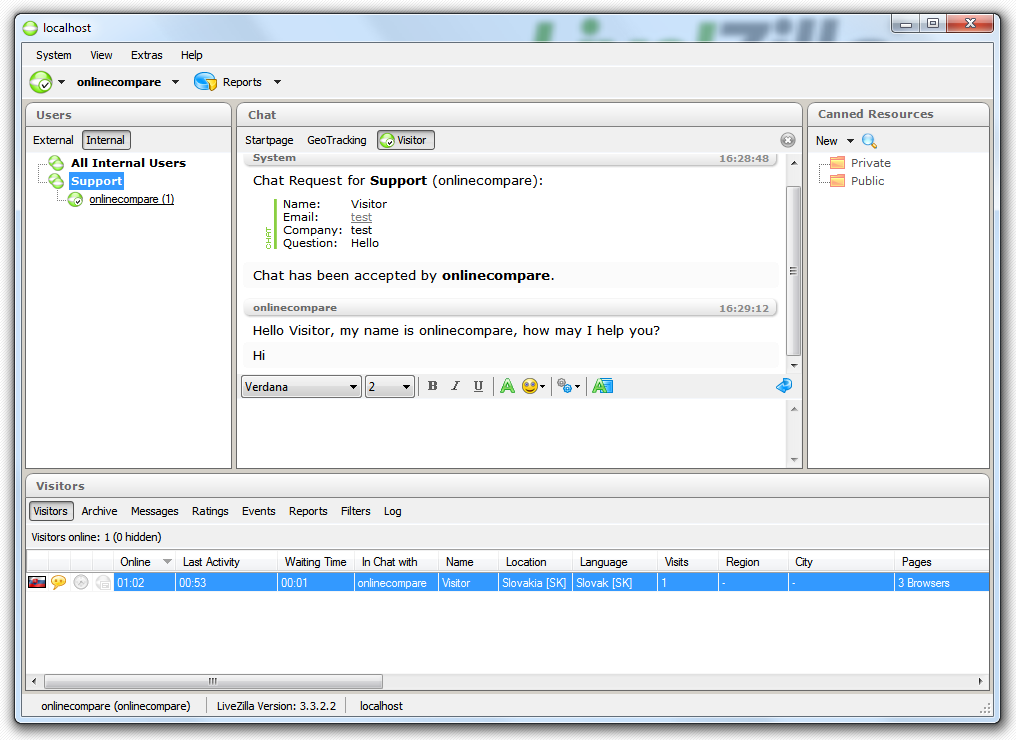 LiveZilla 4.2.0.5