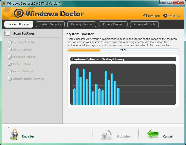 Windows Doctor 2.7.4