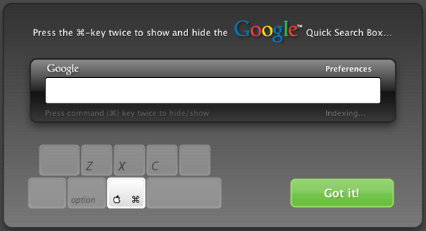 Google Desktop last