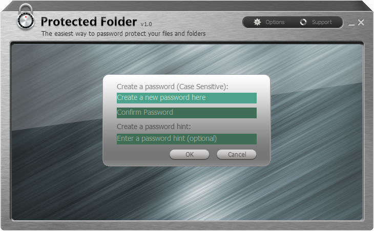 Protected Folder 1.2.0