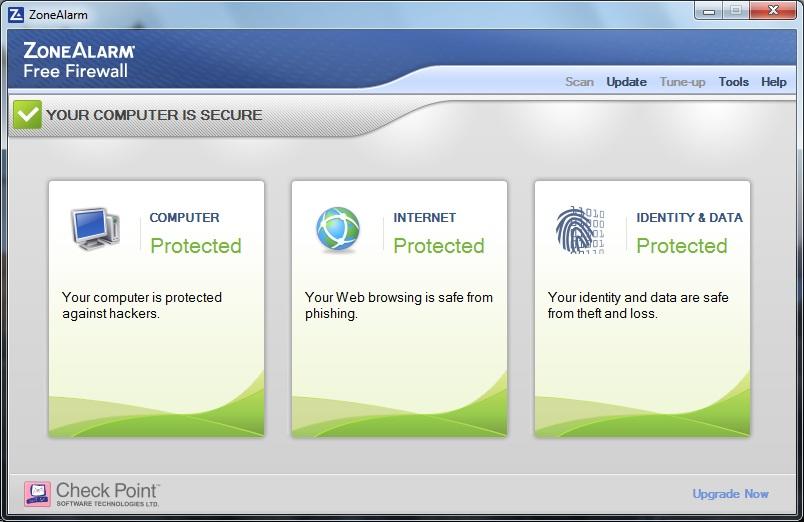 Zone Alarm 12.0.121 Free Firewall