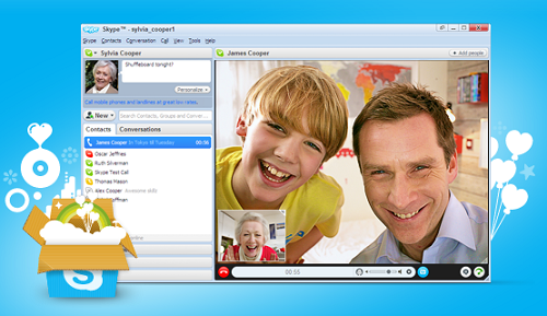 how to create a group in skype mac