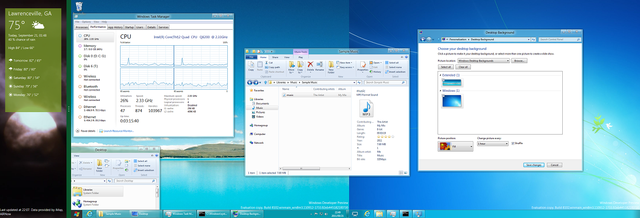Microsoft Windows 8 RTM Build 9200