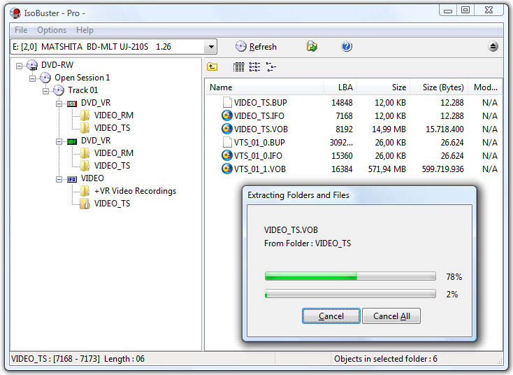 IsoBuster 3.4