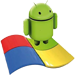 Transform Windows 7 to Android