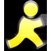 AIM 7.5.14.8 共有する写真やビデオチャットしながら