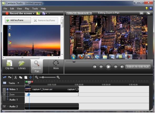 Camtasia Studio 8.5.1