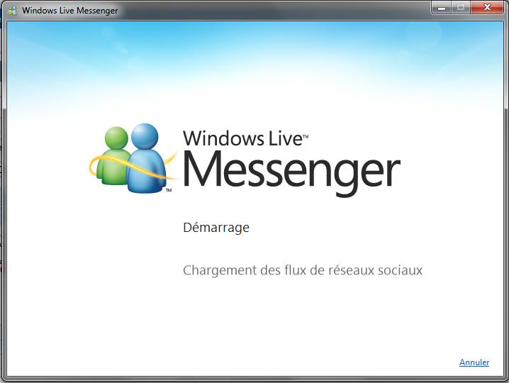 Windows Live Messenger 16.4.3522