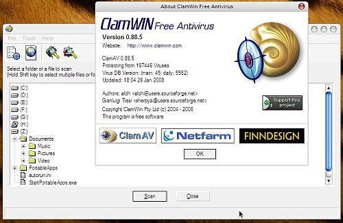 ClamWin 0.97.6