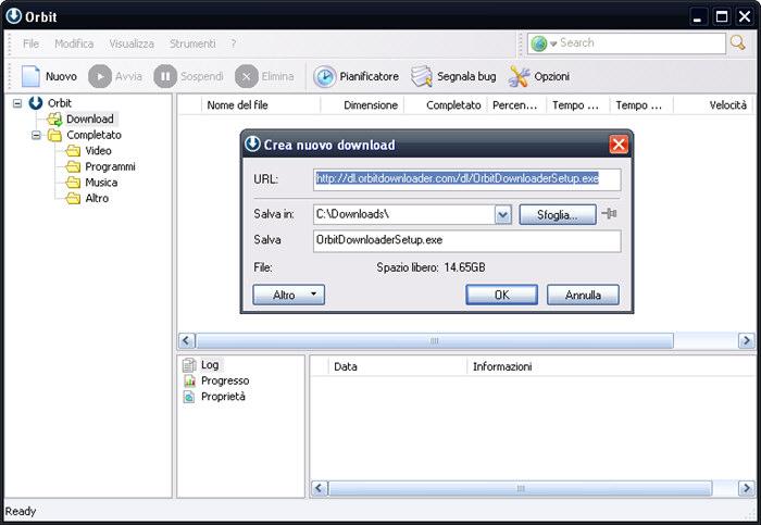 Orbit Downloader 4.1.18