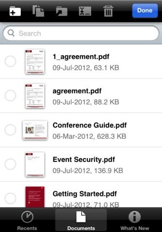 Adobe Reader For Mobile 10.6.0