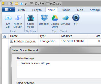 WinZip 19.0.11 for windows