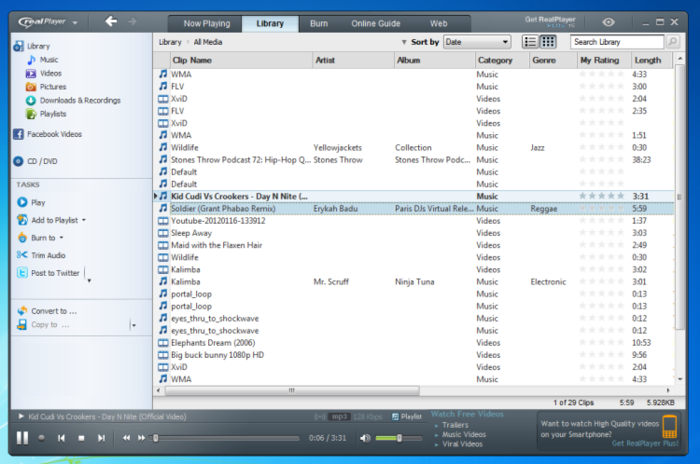 RealPlayer 17.0.15.10 Cloud Free